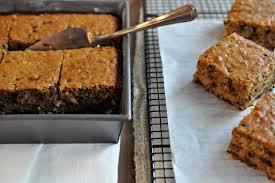 BANANA Chocolate Oatmeal Cake