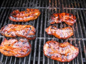 BBQ STEAKS